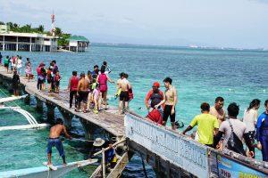 Nalusuan Island, Cebu, Philippines