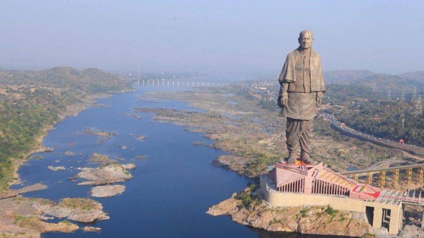 India | Statuia Unității, cea mai înaltă statuie din lume