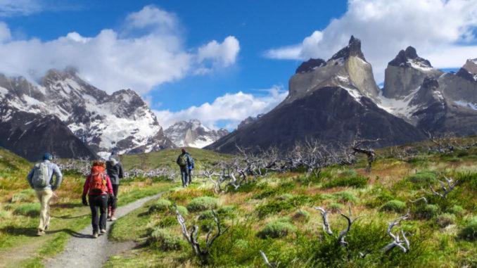 Traseu turistic uriaș prin 17 parcuri naționale din Patagonia