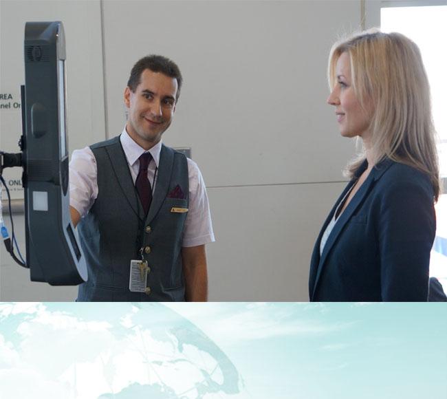 Atlanta, primul aeroport cu terminal biometric din SUA