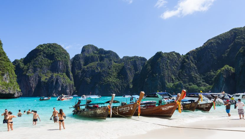 Thailanda | Golful Maya rămâne închis turiștilor