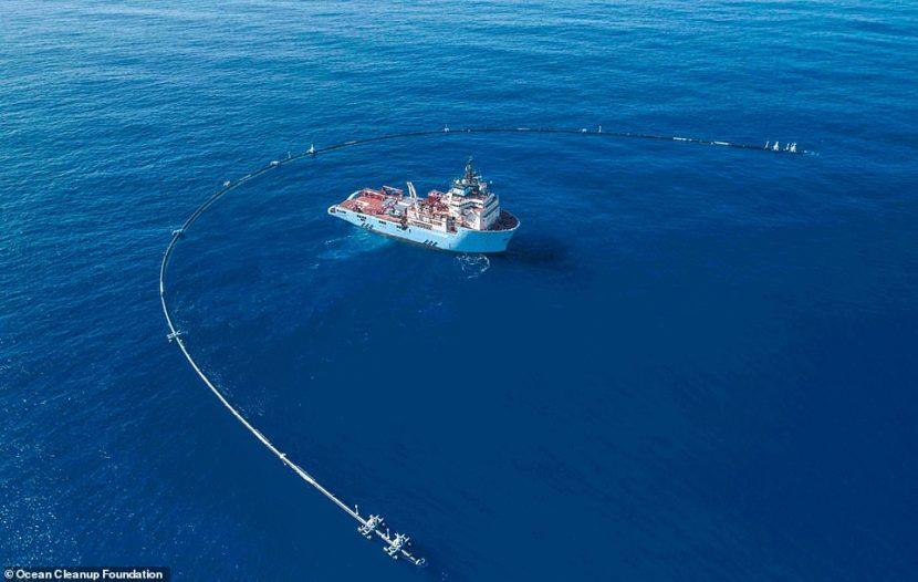 Wilson atacă Marea Insulă de Gunoaie din Pacific