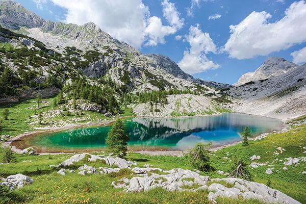Slovenia | Traseu de 300 de km prin Alpii Iulieni