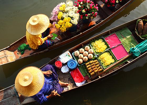 Thailanda lansează 10 noi trasee culinare
