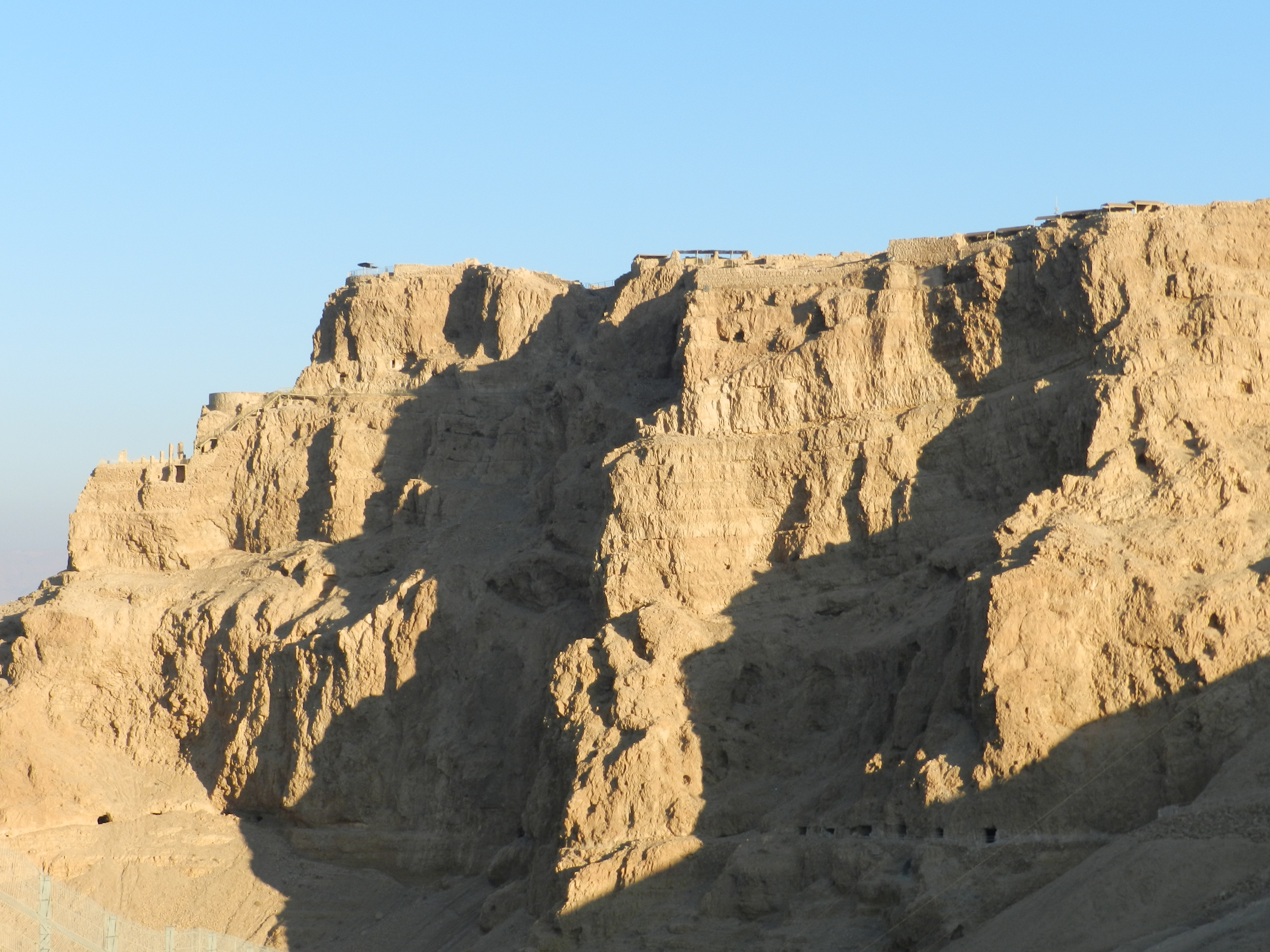 Masada, Negev Desert, Israel
