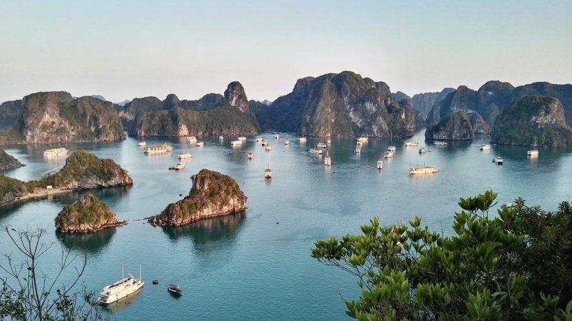 Un nou aeroport în Vietnam, pentru cei care vor să ajungă în golful Ha Long