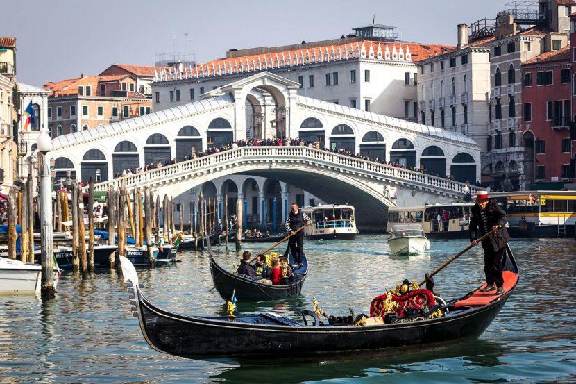 Veneția introduce taxa de intrare în oraș
