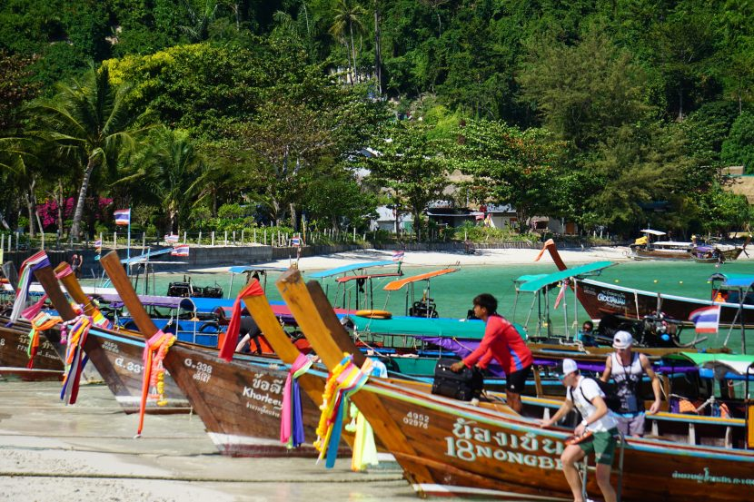 Thailanda a lansat serviciul on-line pentru visa-on-arrival