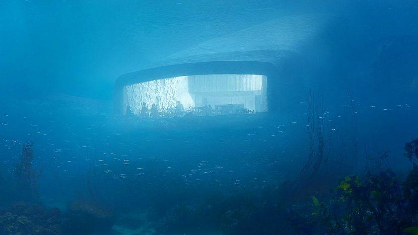 Norvegia | S-a inaugurat primul restaurant subacvatic din Europa