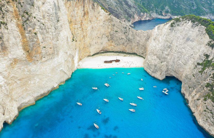 GRECIA | Plaja Navagio se redeschide, dar cu anumite restricții de siguranță