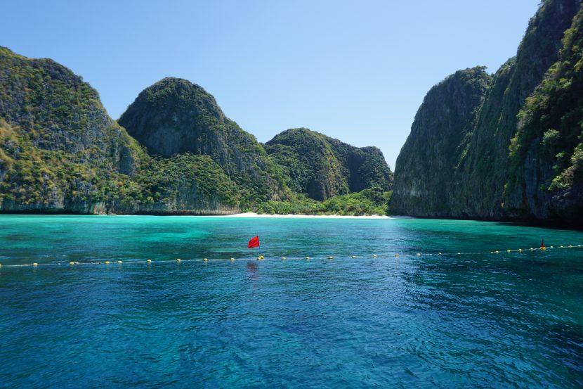 THAILANDA | Golful Maya rămâne închis pentru încă cel puțin 2 ani