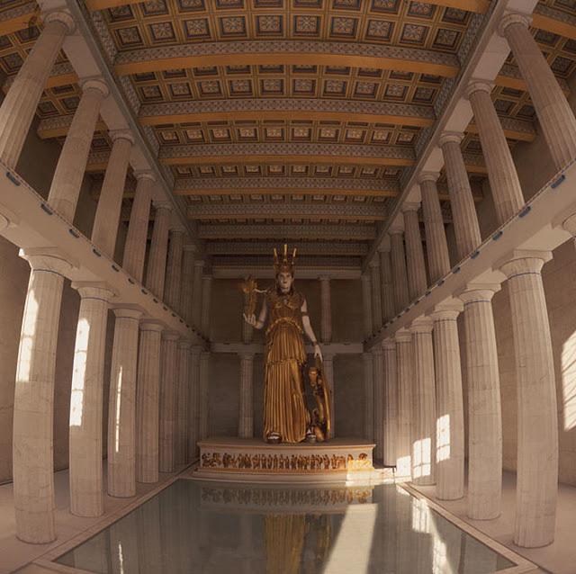 Cella Partenonului