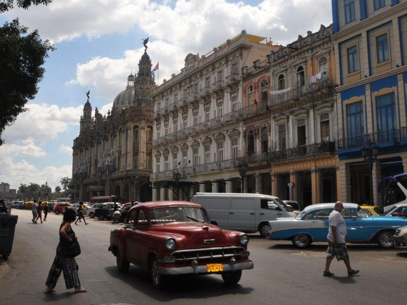 SUA interzic navelor de croazieră să mai oprească în Cuba
