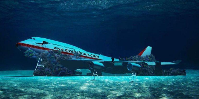 Regatul Bahrain deschide un uriaș parc subacvatic