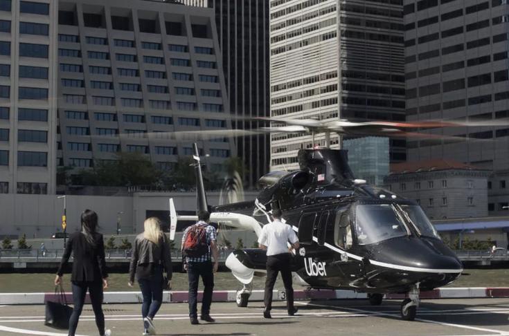 Uber intră pe piața de transport aerian urban în New York
