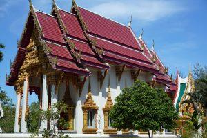 Nai Harn Temple, Rawai, Phuket