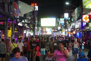 Bangla Road, Patong, Phuket