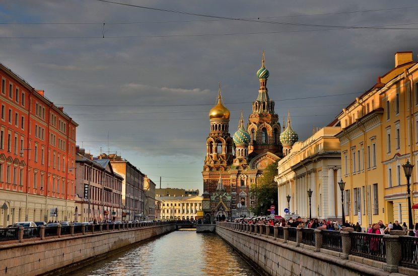 RUSIA | Viză electronică gratuită pentru Sankt Petersburg, din octombrie