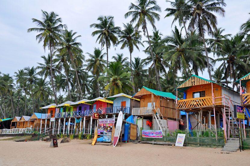 GOA, INDIA | Plajele vor avea zone speciale unde va fi permis consumul de alcool