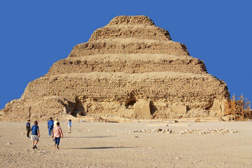 EGIPT | Cea mai veche piramidă din lume a fost redeschisă publicului