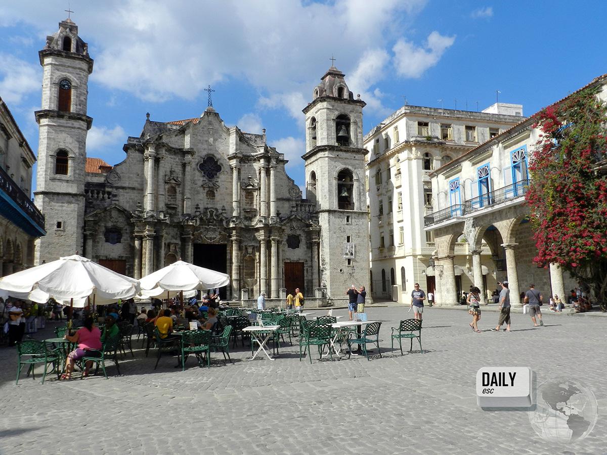 Havana Old Town, Cuba