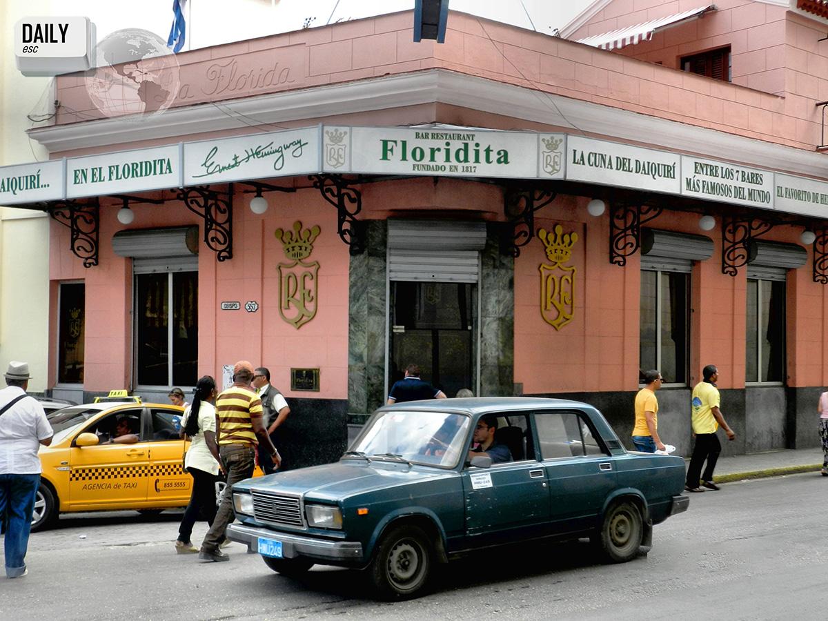 El Floridita, Havana, Cuba