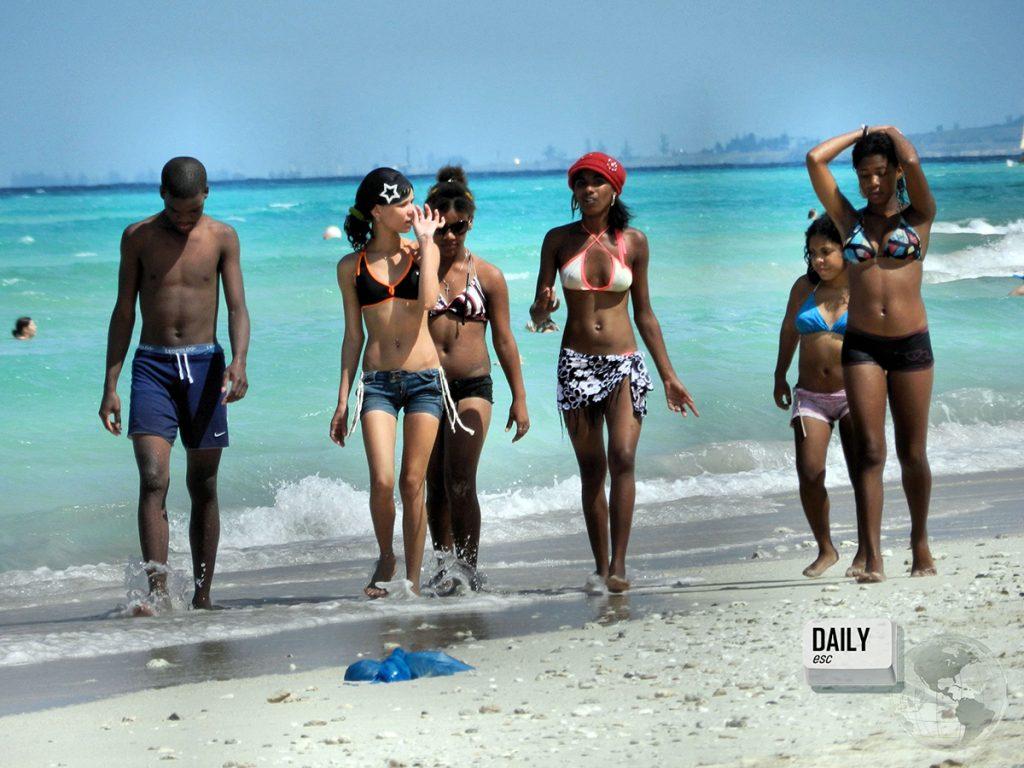 Playa Santa Maria, Havana, Cuba