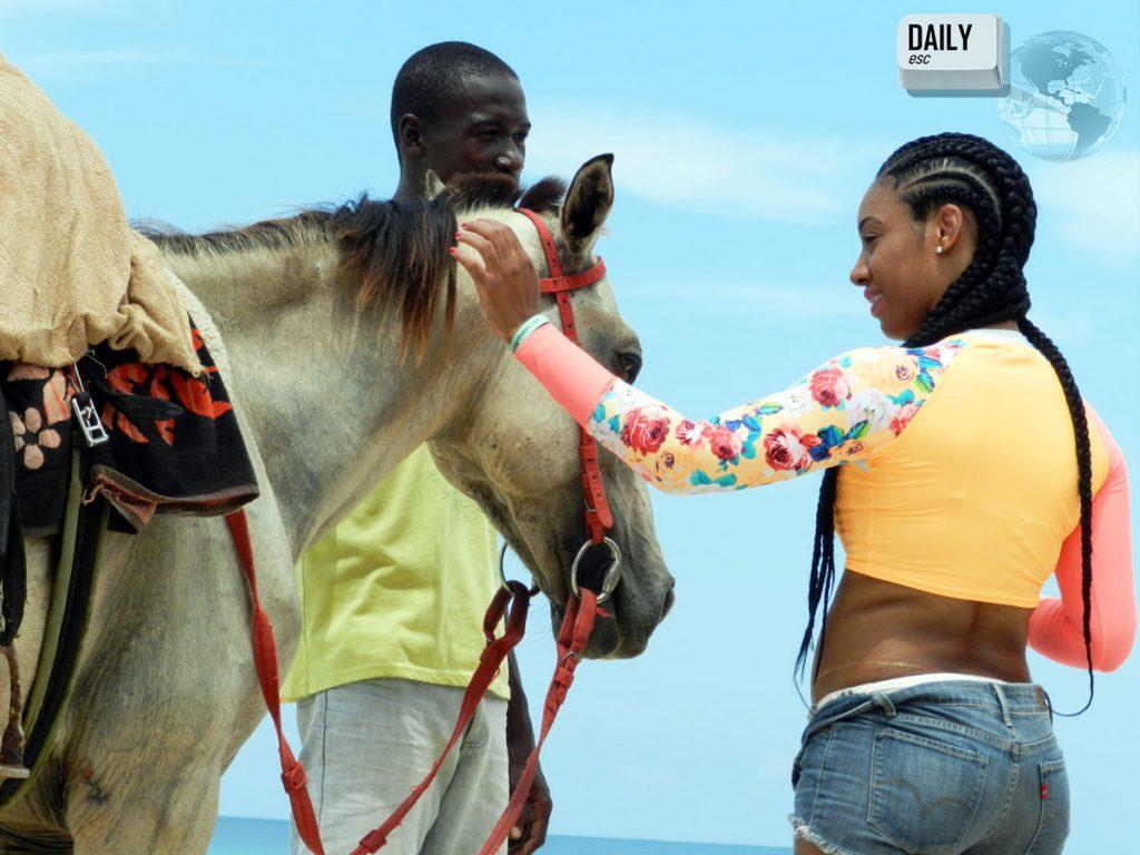7 Mile Beach, Negril, Jamaica