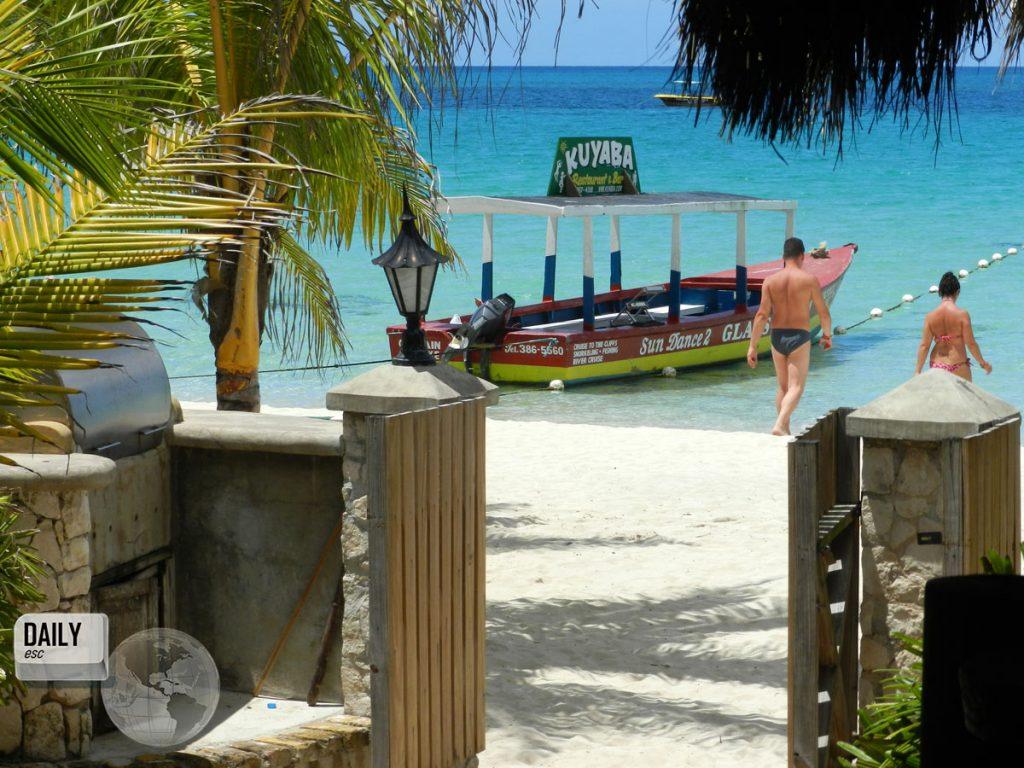 Kuyaba Hotel, 7 Mile Beach, Negril, Jamaica