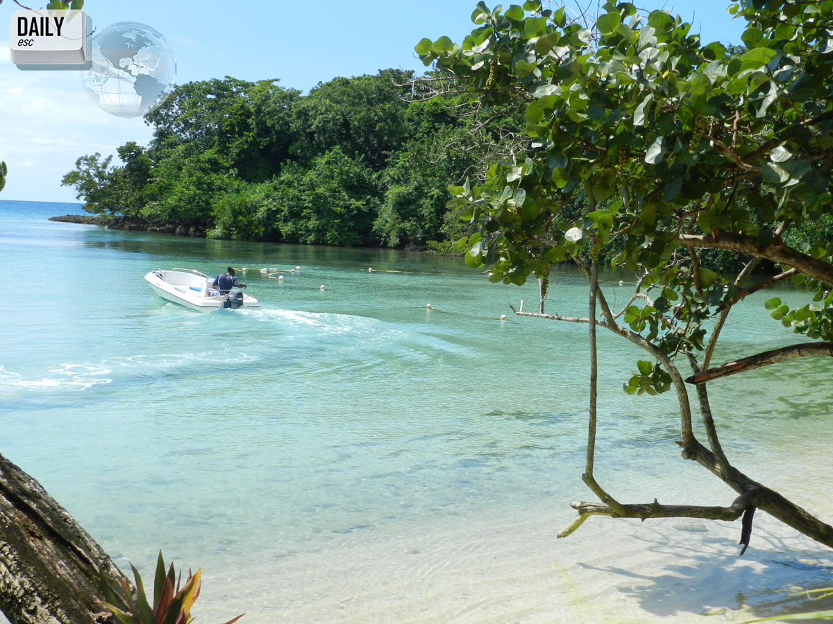 Half Moon Beach, Green Island, Jamaica